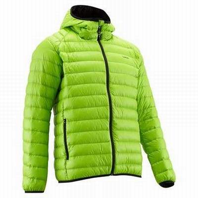 Manteau doudoune decathlon